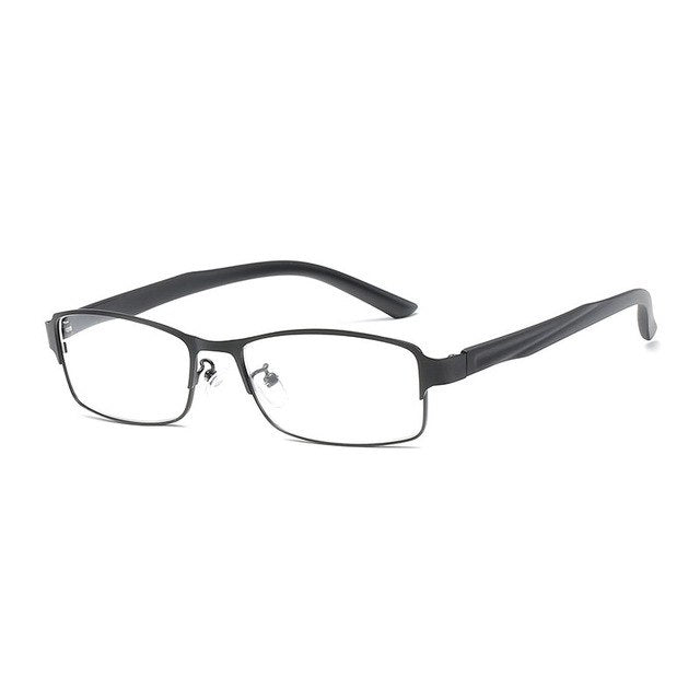 d2f89ee2a50cf Small Square Frame Hyperopia Eyeglasses Prescription Reading Glasses M –  modlilj