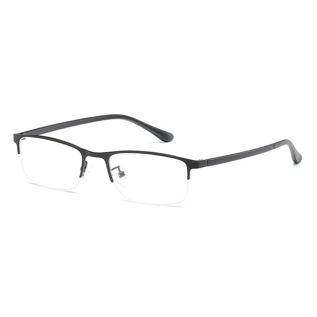 Metal Temple Mini Magnetic Reading Glasses Men Women Diopter Presbyopic Prescription Eyeglasses +1.0 +1.5 +2.0 +2.5 +3.0 +3.5-modlily