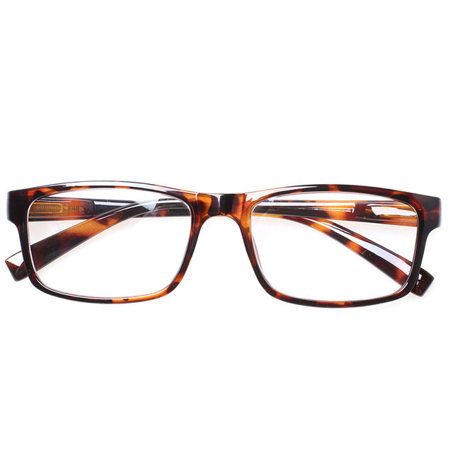 Fashion spring hinge unisex reading glasses, leisure reading glasses diopter 0.5 1.75 2.0 3.0 4.0......-modlily
