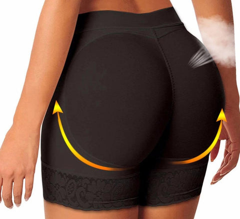 Wonder-Beauty Women's Butt Lifter Stomach Shaper Seamless Tummy Control Hi-waist Thigh Slimmer Girdles Body Shaper Weight Loss-F