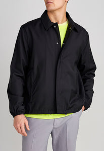 Blag Merino Jacket - Black