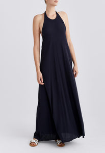 Cass Dress - Darkest Navy