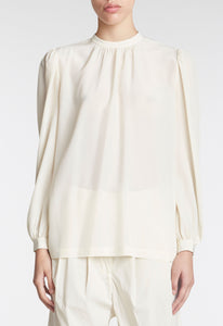 Clement Silk Blouse - Milka