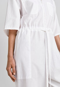 Crosby Jumpsuit - White