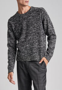 Dexjo Sweater - Black Marle