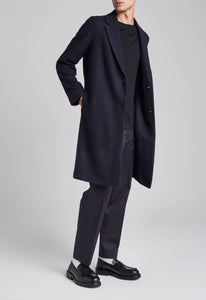 Drumn Coat - Darkest Navy