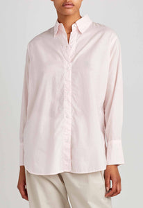 Evans Shirt - Mock Rose