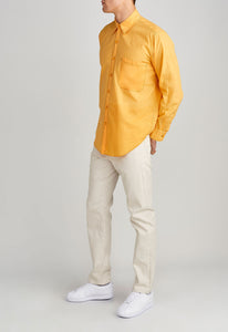 Ezra Shirt - Dulled Orange