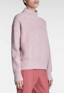 Gabe Sweater - Faded Rose