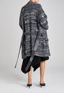 Hill Cardigan - Greys