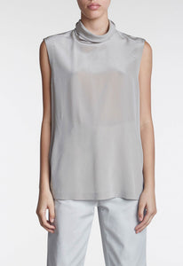 Mathis Silk Top - Tarpa