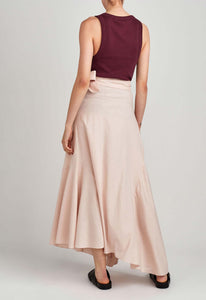 Melrose Skirt - Mock Rose