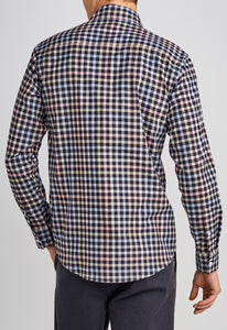 Milan Shirt - Multi Colour Check
