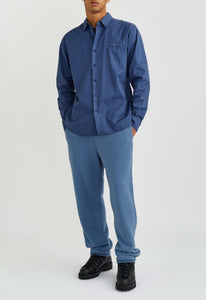 Nirin Shirt - Jet Blue