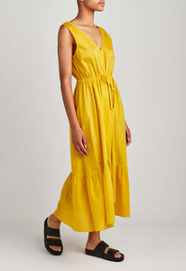 Noma Dress - Canary