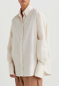 Cora Shirt - Fine Reed Stripe