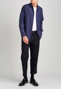 Oliver Shirt - Darkest Navy