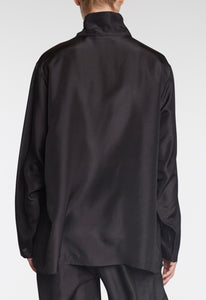 Phillips Silk Blouse - Black
