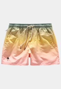 OAS Swim Short - Pink Gradient
