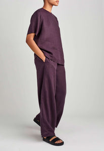 Rohe Pop Over - Dark Plum