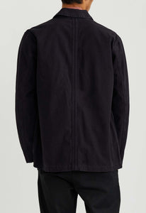 Savas Jacket - Darkest Navy