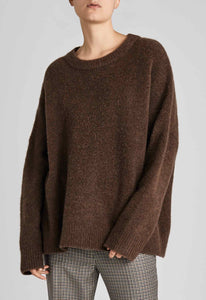 Stowe Sweater - Mud