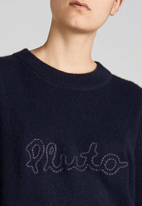 Vega Sweater - Darkest Navy