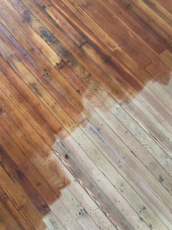 We refinished our own hardwood floors. Was it worth it?