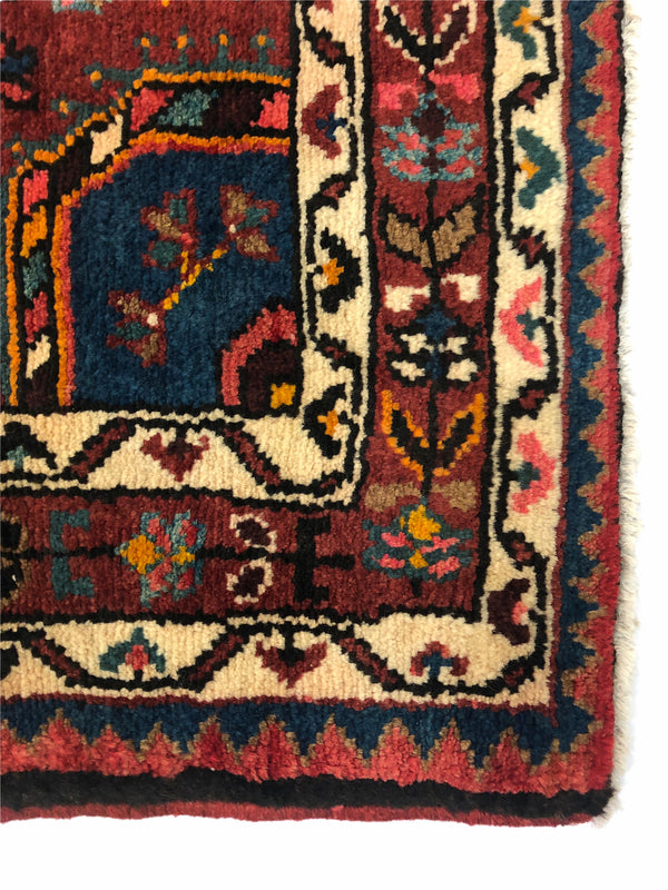 4'3  x 6'4 Malayer Area Rug