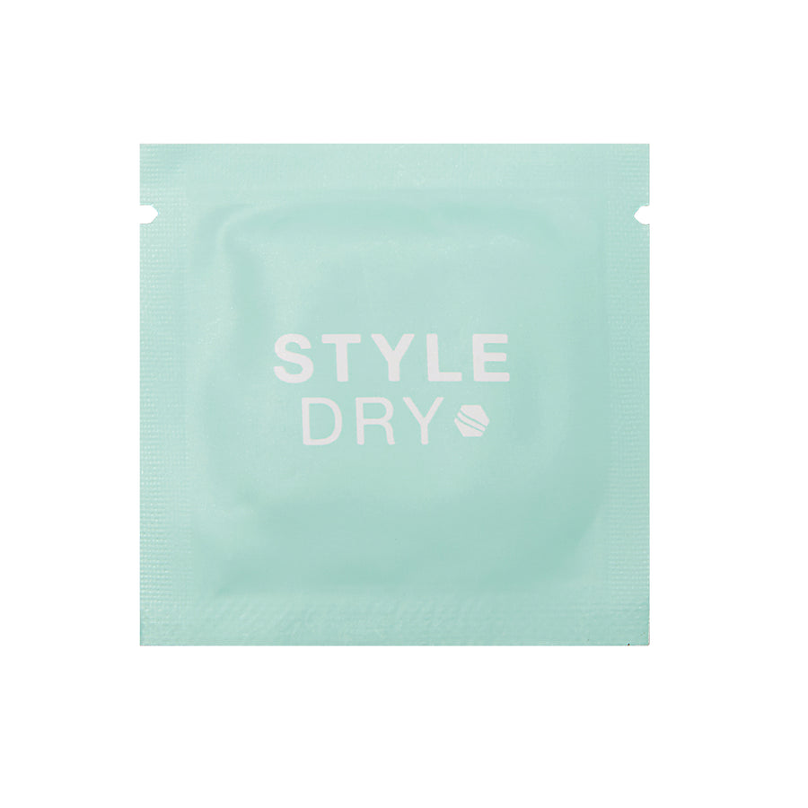 On the go-go-go (Dry Shampoo + Blotting Paper)