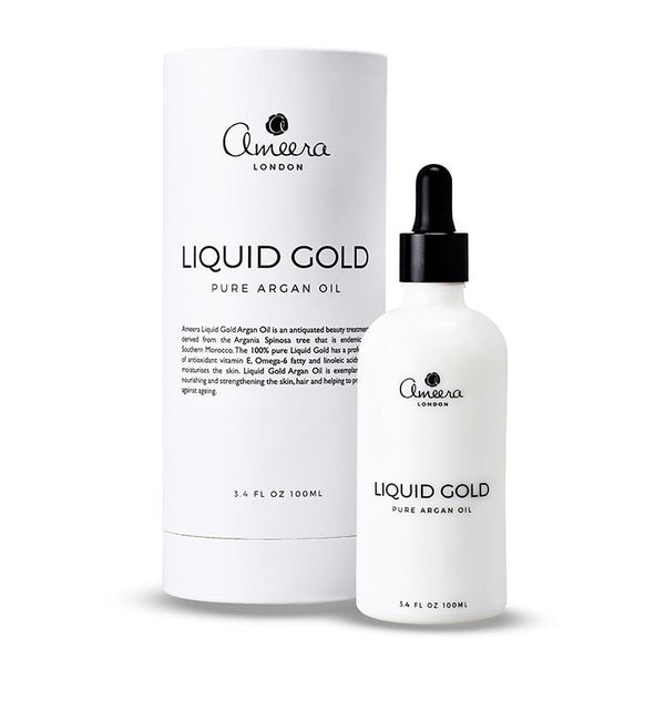 LIQUID GOLD PURE ARGAN OIL