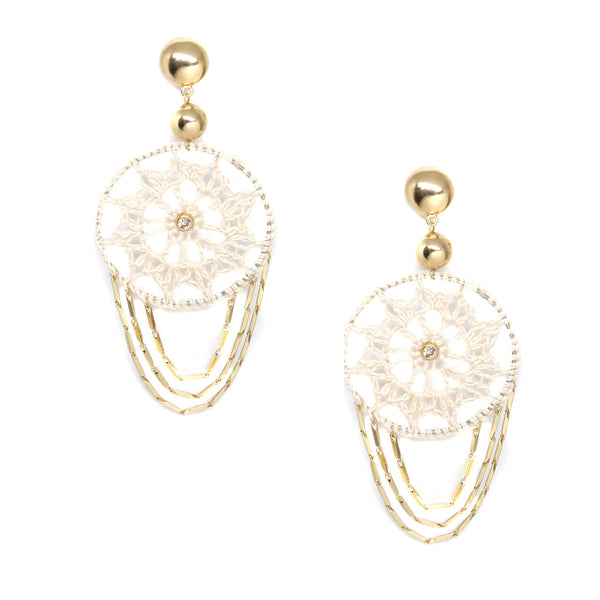 DREAM CATCHERS - EARRINGS - CACHICCI