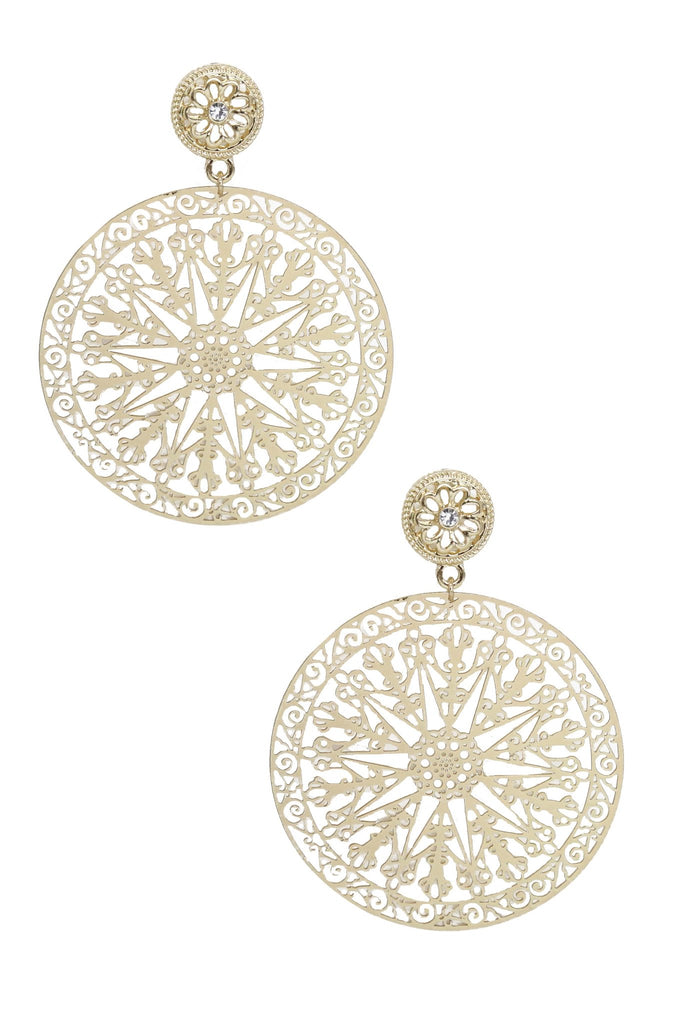 FROSTED BOHO - EARRINGS - CACHICCI