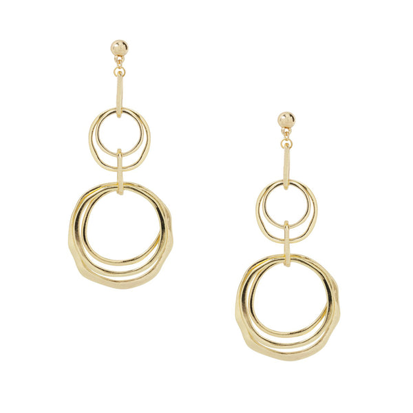 HARLEY HOOPS - EARRINGS - CACHICCI