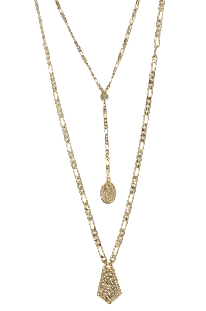 HOLY CHAIN LAYER-NECKLACE-Ettika-CACHICCI