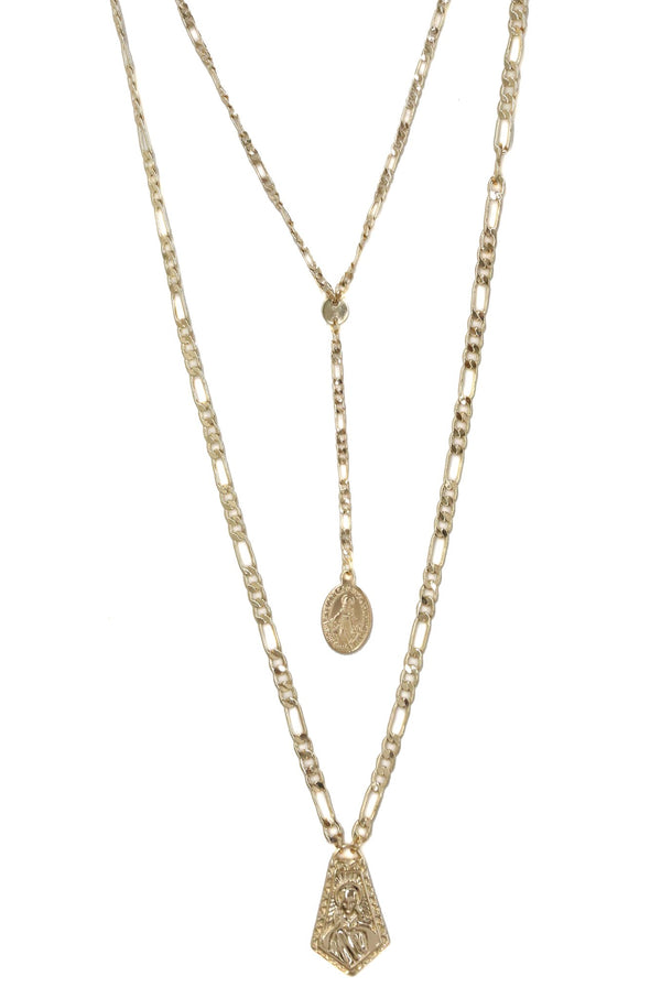 HOLY CHAIN LAYER - NECKLACE - CACHICCI