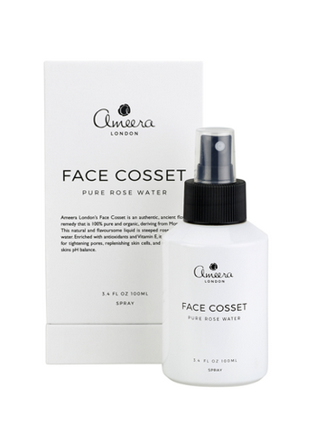 FACE COSSET PURE ROSE WATER