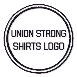 Union Strong Shirts Logo Apparel
