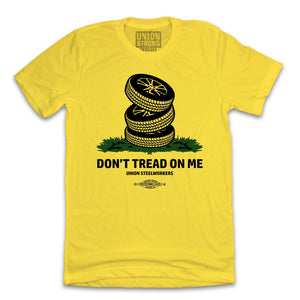 Don't Tread On Me Shirts myunionshirts