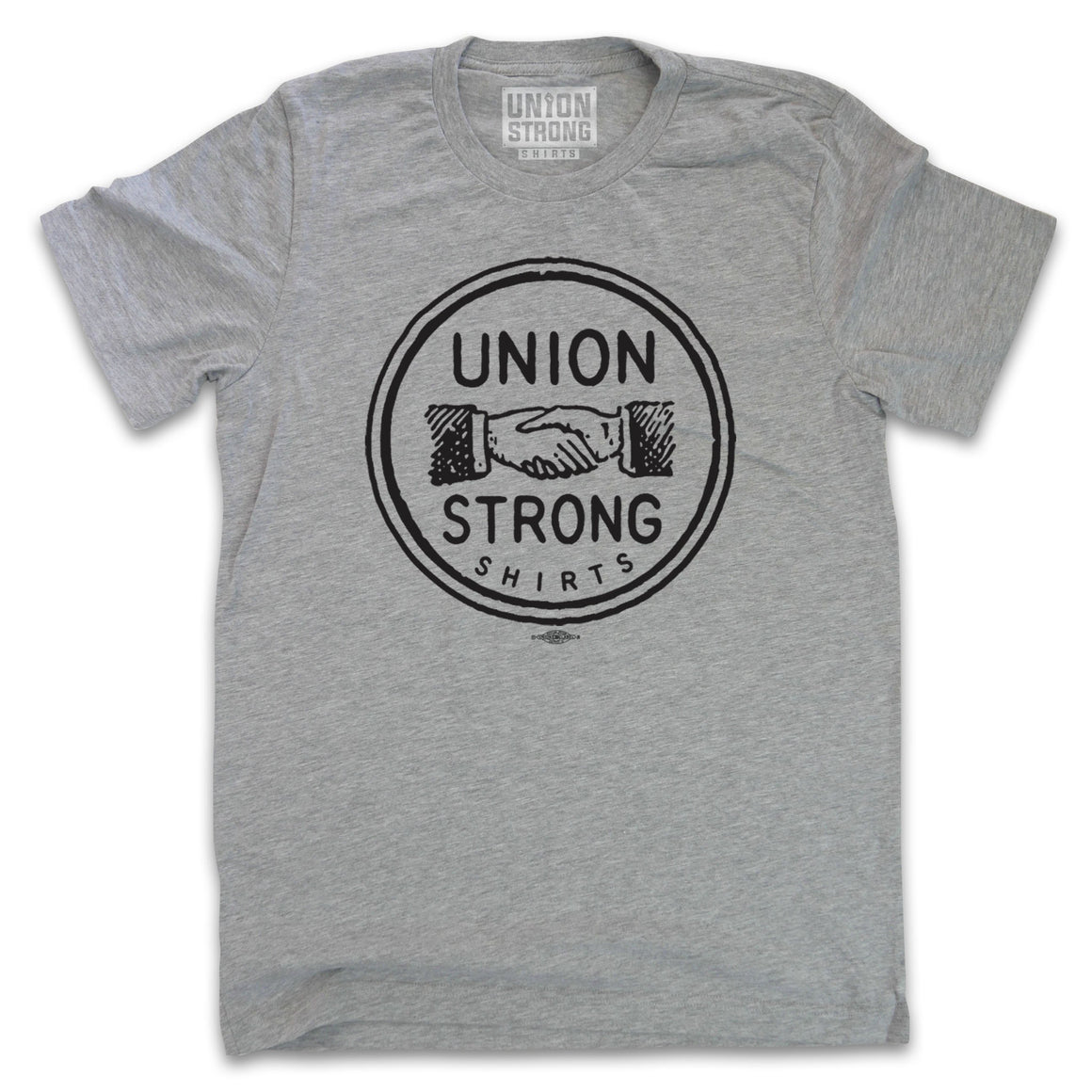 Union Strong Shirts - Classic Stamp Logo Shirts unionstrongshirts