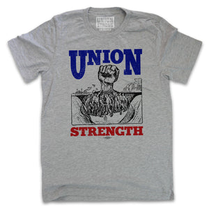 Union Strength Shirts unionstrongshirts