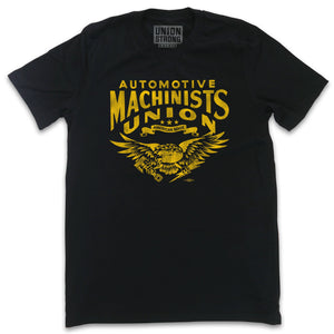 Automotive Machinists Union Shirts unionstrongshirts
