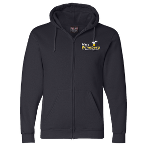Mary Wineberg for School Board Zip Up Hoodie Shirts Mary Wineberg Zip Up Hoodie Navy S
