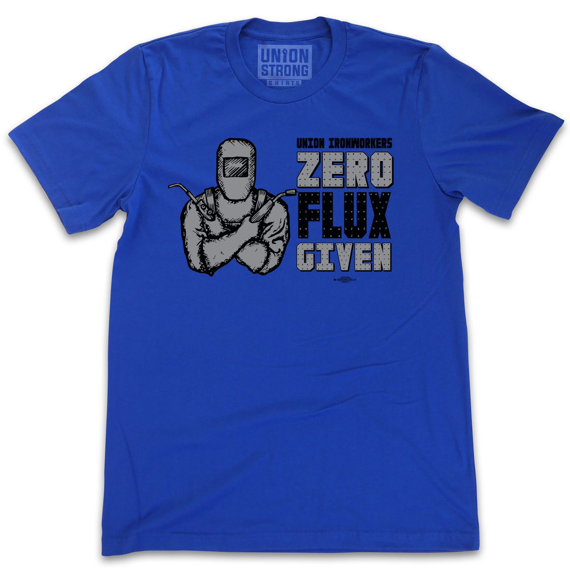Zero Flux Given Shirts unionstrongshirts