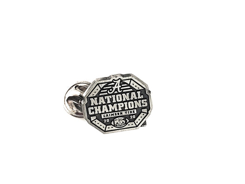 Alabama National Champions Logo Hat pin/Tie tack