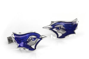 Creighton Bluejays Cufflinks