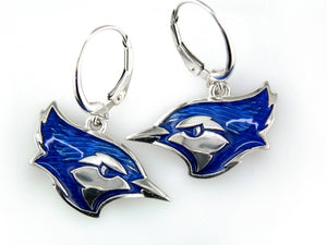 Creighton Bluejays Earrings