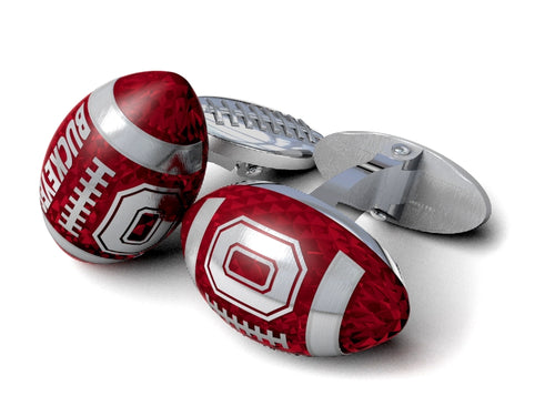 Ohio State Football cufflinks