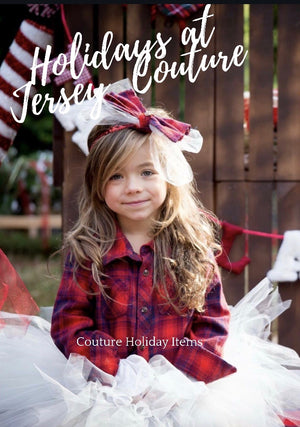 Holidays at Jersey Couture
