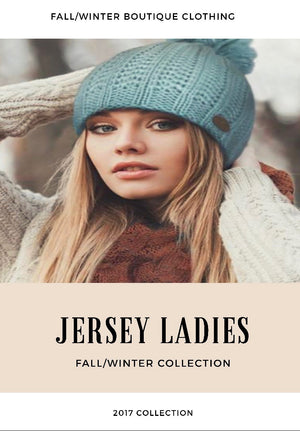 Jersey Ladies Fall/Winter 2017